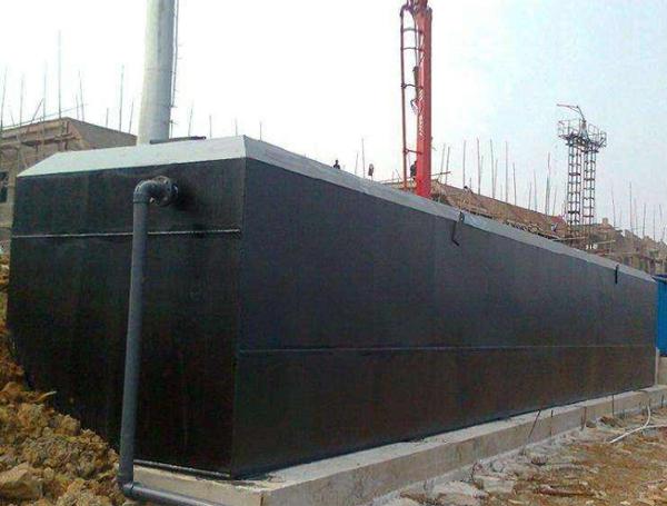 哈尔滨污水处理一体化设备