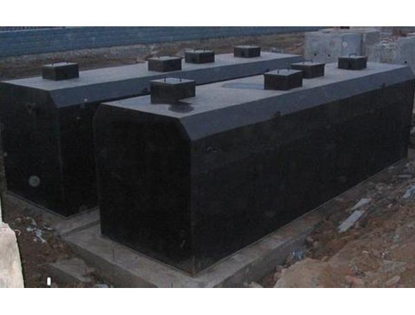 哈尔滨地埋式污水处理一体化设备