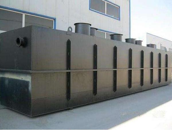 地埋式一体化污水处理设备适用范围