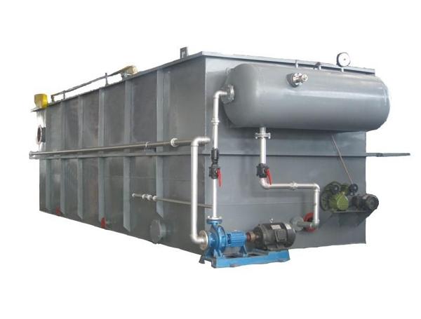 哈尔滨平流式溶气气浮机