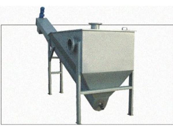 哈尔滨螺旋式砂水分离器