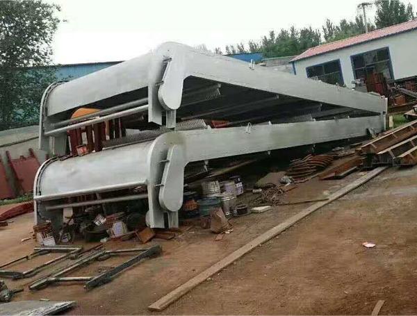 黑龙江回转式格栅除污机
